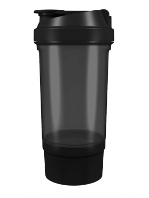 Shaker - 16oz (500ml) BLACK
