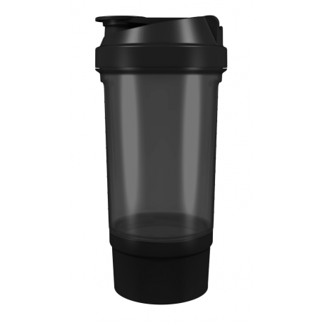 Shaker Personalizado 500 ml de color NEGRO