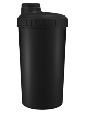 Shaker - 24oz (700ml) BLACK