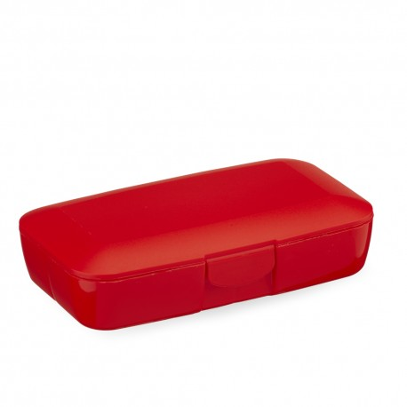 CUSTOM RED PILL BOX