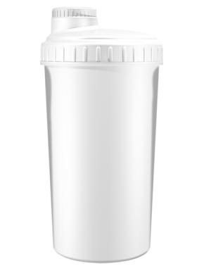 Shaker - 24oz (700ml) WHITE