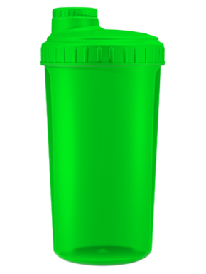 Shaker - 24oz (700ml) NEON GREEN
