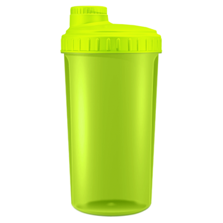 Shaker 700ml - AMARILLO NEON