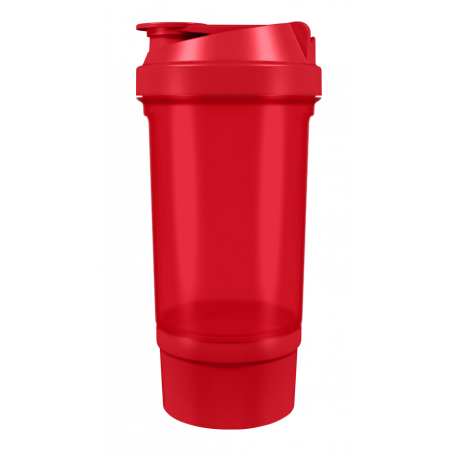 Shaker Personalizado 500 ml de color ROJO
