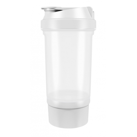 Shaker Personalizado 500 ml de color BLANCO