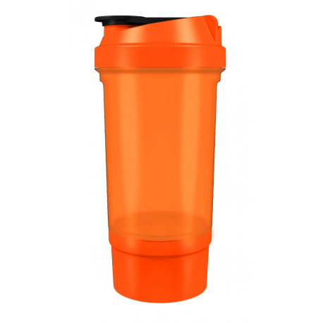 Shaker Personalizado 500 ml de color NARANJA