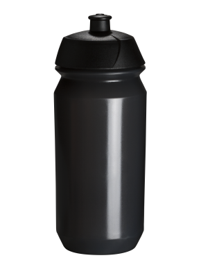 Bottle - 15oz (500ml) BLACK TRANSPARENT